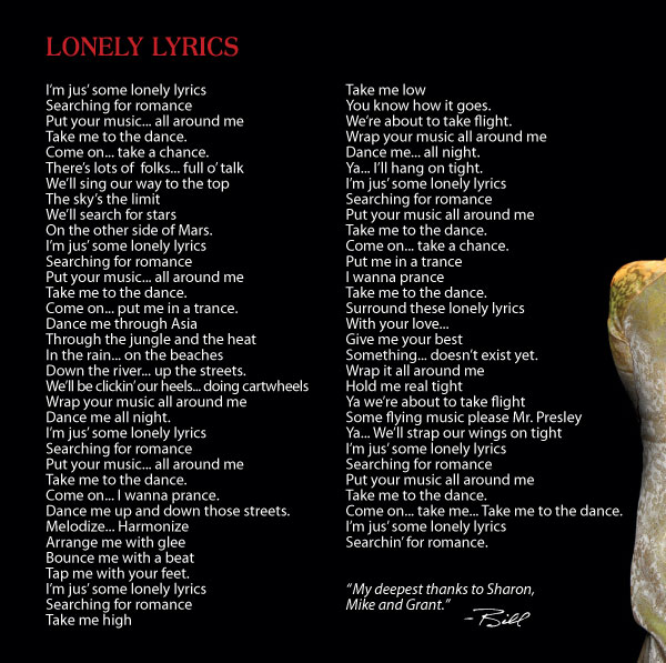 Lonely Lyrics